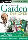 Geoff Hamilton Gardening Double Pack: 3D Garden Designer & Plant Encyclopedia