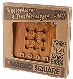 Number Challenge - Juguete educativo de matemáticas (Professor Puzzle 1171) (versión en inglés)