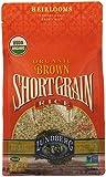Lundberg Organic Short Grain Brown Rice, 32-Ounce (Pack of 6)