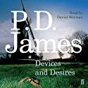 Devices and Desires Audiobook by P. D. James Narrated by Daniel Weyman
