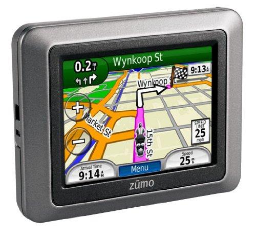 Garmin Zumo 220 Navigatore per Moto [Importato da Germania]