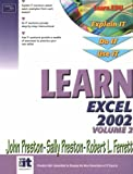 Learn Excel 2002 (Volume II) (0130478261) by Preston, John