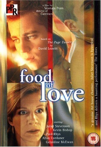 Food Of Love [2003] [DVD]
