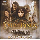Lord of the Rings The Fellowship Board Game