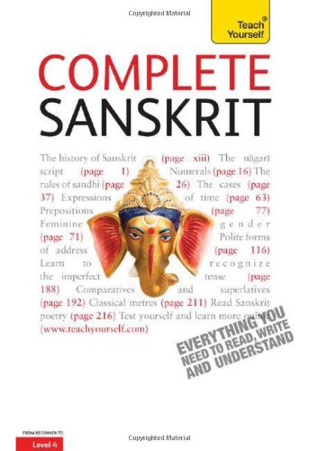Complete Sanskrit: A Teach Yourself Guide (Teach Yourself...