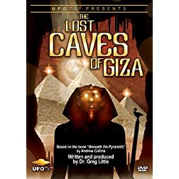 UFOTV Presents: The Lost Caves of Giza