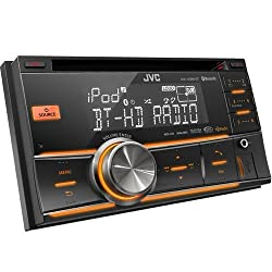 See JVC KW-HDR81BT Double-DIN Car CD receiver with Bluetooth, HD Radio, iPod Capable Details