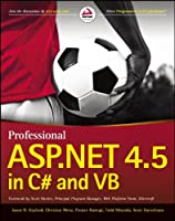 Professional ASP.NET 4.5 in C# and VB Front Cover