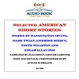 img - for Selected American Short Stories (Classic Books on CD Collection) [UNABRIDGED] (Classics on CD) book / textbook / text book