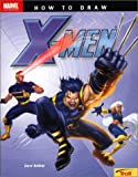 img - for How to Draw X-Men (How to Draw) book / textbook / text book