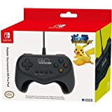 HORI Nintendo Switch Pokken Tournament DX Pro Pad Wired Controller Officially Licensed by Nintendo and Pokemon