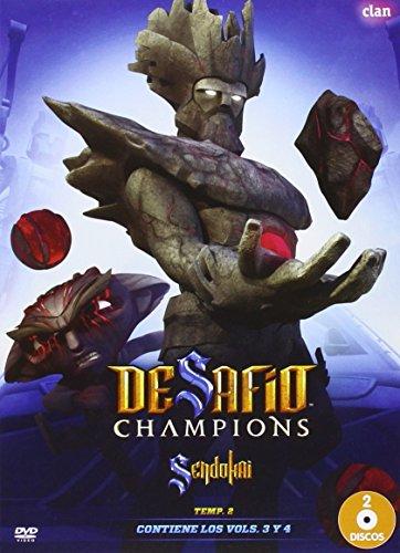 Desafio Champions Sendokai Temporada 2 Volumenes 3+4 (Desafio Champions Sendokai compare prices)