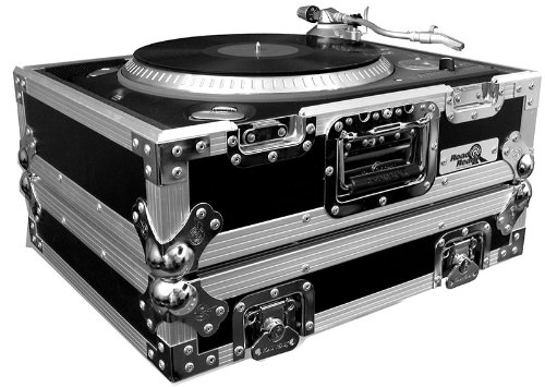 Road Ready RR1200BMKII Deluxe Turntable Case