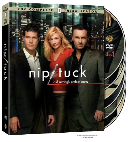 Nip/Tuck: Complete Third Season [DVD] [2004]