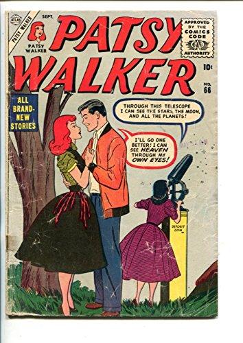 PATSY WALKER #66-1956-TELESCOPE COVER-vg