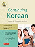 img - for Continuing Korean: Includes CD-ROM of Audio Recordings book / textbook / text book