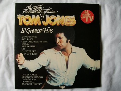 Tom Jones - The Tenth Anniversary Album - Zortam Music