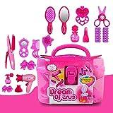 TheChoice おもちゃ 子供玩具 メイク箱 メイクおもちゃ お化粧 コスメティック 化粧道具 知育玩具 おしゃれ 女の子キットプレイセット メイクアップ セット ギフト