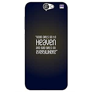 Heaven - Mobile Back Case Cover For HTC One A9