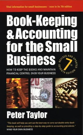 Book-Keeping and Accounting for Small Business