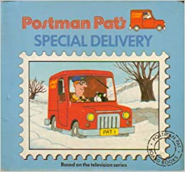 Postman Pat's Special Delivery: 9780706426175: Amazon.com: Books