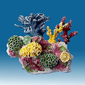 Instant reef r012 artificial coral reef for Artificial coral reef aquarium decoration