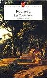 echange, troc Jean-Jacques Rousseau - Confessions, tome 2
