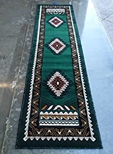 Amazon Com Southwest Native American Area Rug Runner