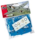 Airfix A01001 Supermarine Spitfire Mk1a Poly Bagged 1:72 Scale Military Aircraft Series 1 Model Kit
