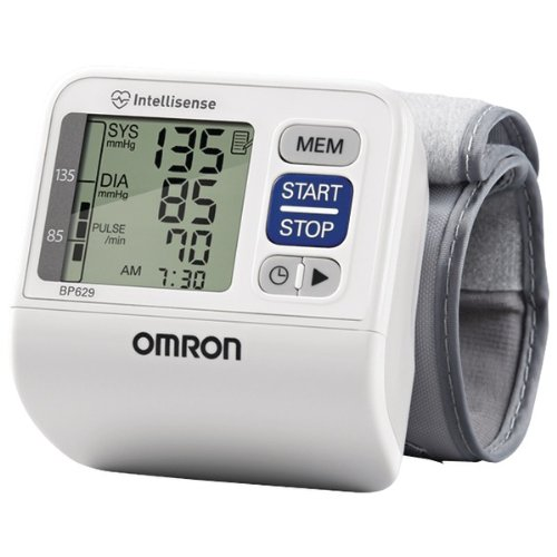 Cheap 3 Series Wrist Blood Pressure Monitor – OMRON (OMRBP629-34_4100)