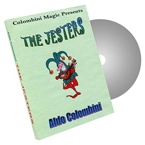 MMS The Jesters by Wild-Colombini Magic DVD