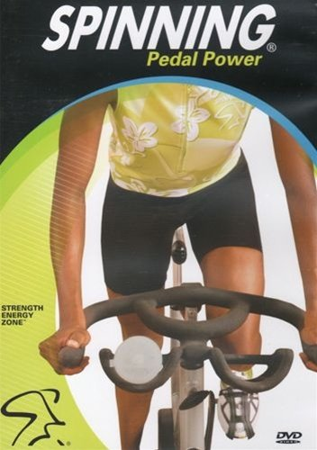 Spinning Pedal Power Strength Energy Zone DVD