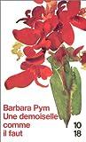 echange, troc Barbara Pym - Une demoiselle comme il faut