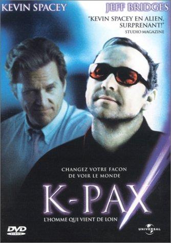 K-Pax, l'homme qui vient de loin affiche