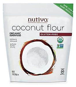 Nutiva Organic Coconut Flour, 3 lb.