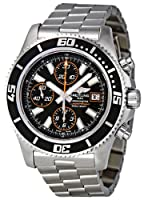 Breitling Men's A1334102-BA85 Superocean Chronograph Watch from Breitling