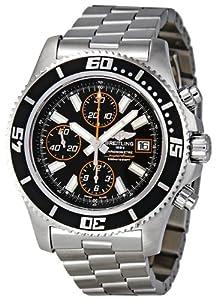 Breitling Men's A1334102-BA85 Superocean Chronograph Watch
