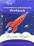 img - for Explorers Level 6: Comprehension and Vocabulary Workbook: Treasure Island book / textbook / text book