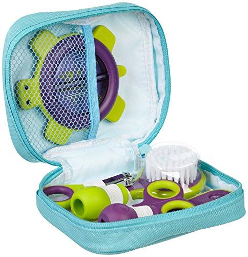 Set De Baño Bebe Confort:Bebe Confort 32000165 – Set De Esenciales Para El Baño – Púrpura
