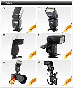 Yongnuo Yn-560 Speedlight Flash