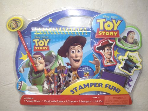 Toy Story Stamper Fun ! by Disney