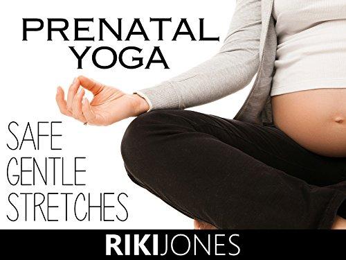 Prenatal Yoga, Safe Gentle Stretches