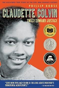 claudette colvin: twice toward justice - phillip hoose