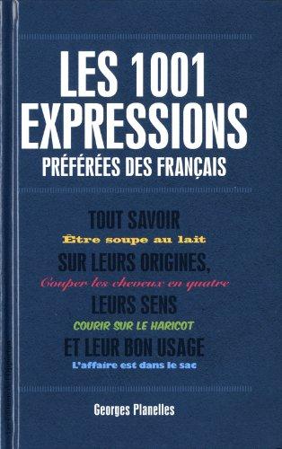1001 expressions preférées des français en ligne