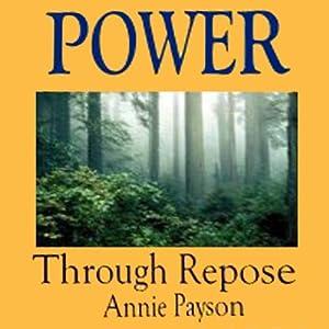 Power Through Repose Audiobook