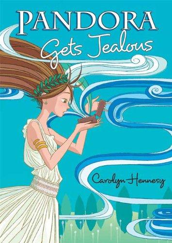 Book Review: Pandora Gets Jealous – by Casey Libuda