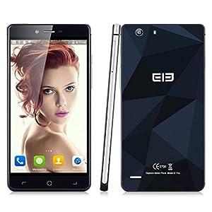 Elephone S2 Plus 4G LTE SIM Free Unlock Smartphone Android 5.1 MTK6735M Quad Core 2G RAM 16G ROM Mobile Phone 2.5D Arc Glass 5.5