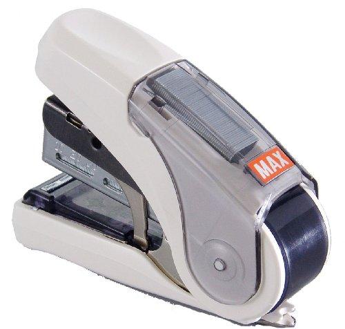 max-style-stapler-sakuri-flat-20-sheets-max-white