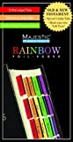 img - for Majestic Rainbow Bible Tabs book / textbook / text book