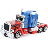 Silvercell Child Kids Distortion Toys Remote Control Car Transformer Robot Gift
